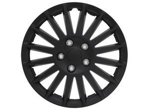 Pilot All Black 15' Indy Wheel Cover WH521-15C-B