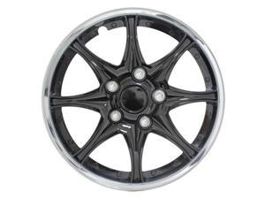 Pilot Black Chrome 15' Wheel Cover WH522-15C-B