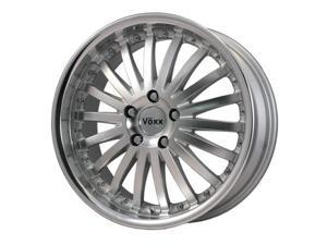 Voxx Borsa Automotive Wheel 18x8 Silver Mirror Machined Face and Lip BOR 880-5120-40 SMF