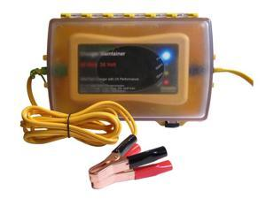 Save A Battery Weather Proof 36 Volt 50 Watt Battery Charger Maintainer Desulfator 2365-36-W