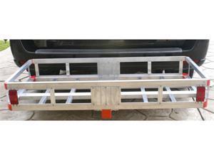 """MAXXTOW Aluminum Cargo Carrier 49"""" x 22-1/2"""" 70108-LBX"""