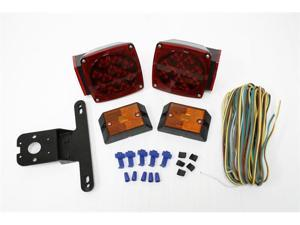 MAXXTOW 12V LED Trailer Light Kit 70205-CLM