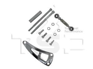 BB Chevy Alternator Bracket LWP Kit