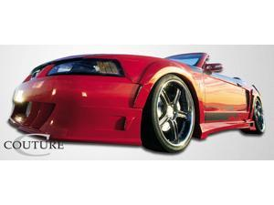 Couture 1999-2004 Ford Mustang Demon Front Fender Flares 104786