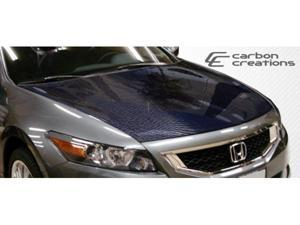 Carbon Creations 2008-2012 Honda Accord 2DR OEM Hood 104755