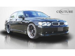 Couture 2002-2008 BMW 7 Series E65 Executive Side Skirts (will not fit long wheel base models) 103602