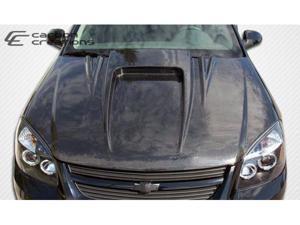Carbon Creations 2005-2010 Chevrolet Cobalt 2007-2010 Pontiac G5 Spyder 3 Hood 103130