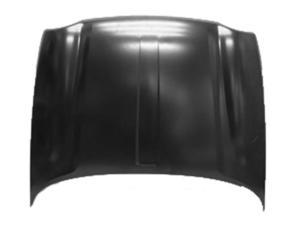 Rugged Ridge Body & Frame/Hood/Hoods 12042.20