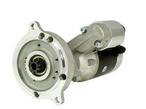 TSP SB/BB /FE Ford Hi Torque 3.0HP Mini Tilton Style Starter Automatic Transmission Black JM7003BK