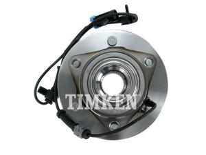 Timken Wheel Bearing and Hub Assembly 06-08 Hummer H3 Front TMSP550311