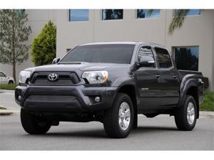 T-REX 2012-2012 Toyota Tacoma Billet Grille Overlay/Bolt On - 2 Pc POLISHED 21938