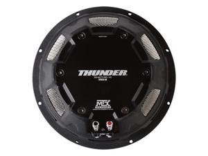 "MTX 10"" Single 4-Ohm Round Thin Sub FPR10-04"