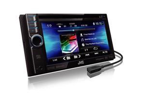 "JVC 6.1"" DVD-CD-USB-SD Navigation Rec KWNT300"