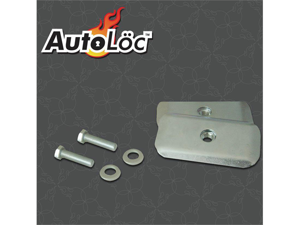 Autoloc SBHP Seat Belt Anchor Plate Hardware Pack