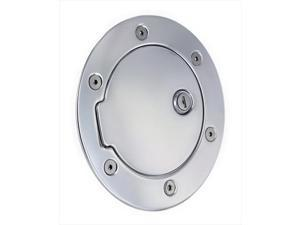 All Sales 6040PL Billet Fuel Door