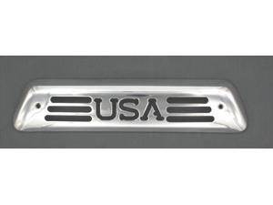 All Sales 74010P Third Brake Light Cover