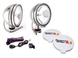 Rugged Ridge 15208.51 Off Road Light Kit