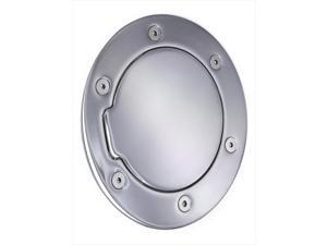 All Sales 6040C Billet Fuel Door