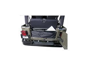 Rugged Ridge 13551.01 Rear Seat Storage Bag