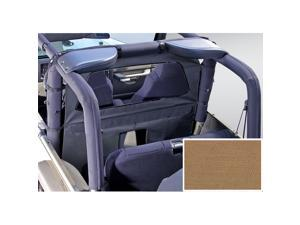 Rugged Ridge 13552.37 Roll Bar Curtain