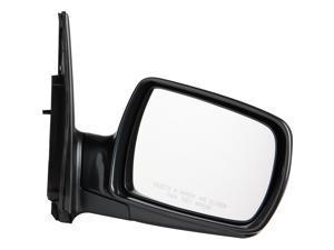 Pilot Power Heated Mirror Right Black Smooth/Textured KA819410AR