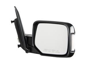 Pilot 09-09 Honda Pilot Power Heated Mirror Right Black Smooth HD829410AR