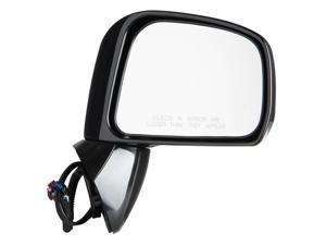 Pilot 08-08 Nissan Versa Sedan Type2 09-10 Nissan Versa Sedan S, SL Model 08-10 Nissan Versa Hatchback Power Non Heated Mirror ...