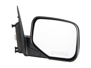 Pilot 06-10 Honda Ridgeline Power Heated Mirror Right Black Smooth HDE09410BR