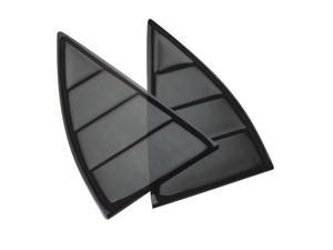 10-12 Chevrolet Camaro Defenderworx Window Louvers Smoke Set of 2 CB-1010
