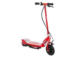 Razor 13111260 E100 Electric Scooter, Red
