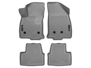 Husky Liners Weatherbeater Series Front & 2nd Seat Floor Liners 98282
