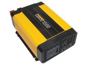 PowerDrive 1500 Watt DC to AC Power Inverter with USB Port & 3 AC Outlets RPPD1500