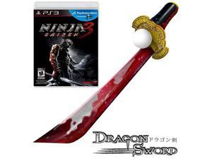 Ninja Gaiden 3 with Dragon Sword Bundle