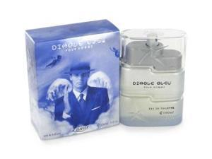 DIABLE BLEU by Creation Lamis Eau De Toilette Spray 3.4 oz
