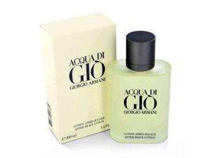 ACQUA DI GIO by Giorgio Armani After Shave 3.3 oz