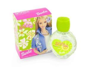 BARBIE SIRENA by Mattel Eau De Toilette Spray 2.5 oz for Women