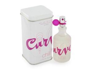 Curve Chill by Liz Claiborne Eau De Toilette Spray 3.4 oz for Women