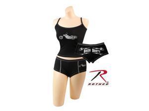 Rothco Womens Biker Booty Shorts