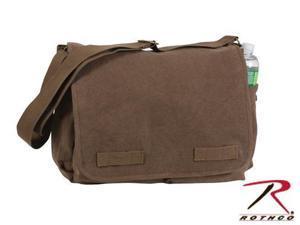 Rothco HW Classic Messenger Bag - Earth Brown