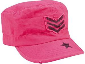 Women's Vintage ''SGT Stripe'' Fatigue Cap