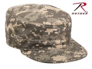 Rothco Adjustable Fatigue Cap in ACU Digital