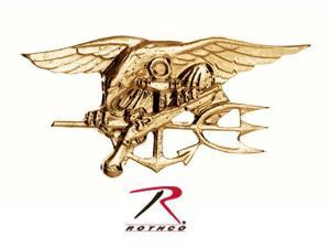 Rothco US Navy Seals Pin in Gold