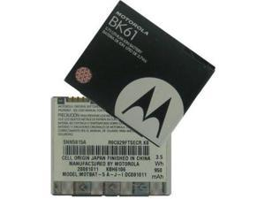 OEM Standard Battery Replacement Bk61 (950mah) For Motorola Vu204 I425 I425e Z6c Slvr L2 L7 L9 Rokr
