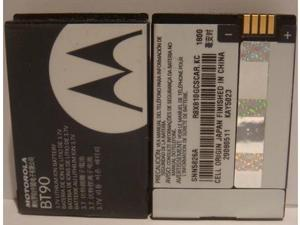 Motorola BT90 Li-Ion Battery for Motorola C290, i880, Rival, A455, i576, i776, i885 (Black)