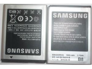 SAMSUNG OEM EB424255VA BATTERY SMILEY GRAVITY 3