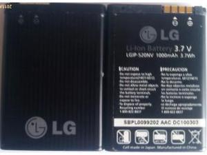 LG OEM LGIP-520NV BATTERY ACCOLADE VX5600