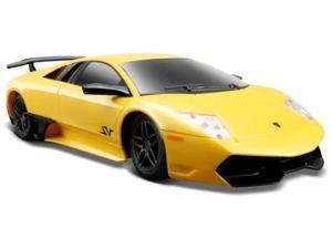1:24 Maisto Tech Lamborghini Mucilage Yellow Remote Control Car