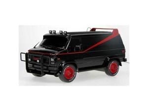 R/c a Team Replica Radio Controlled Van