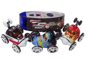Mini R/C Twister Buggy Stunt Vehicle