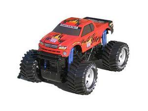 Monster Demolition Derby Truck - Fast R/C Truck Car